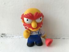 "3"" KIDROBOT THE SIMPSONS SERIES 2 GROUNDSKEEPER WILLIE FIGURE ART VINYL"