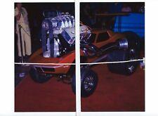 "Vintage Drag Racing-""ZINGERS!"" By Chuck Miller-Supercharged Hemi Corvette"
