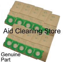Genuine Sebo Vacuum Cleaner Hoover Bags X/C/370 X2 5093ER 10Pk