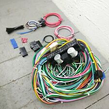 1937 - 1948 Chevy Wire Harness Upgrade Kit fits painless circuit terminal fuse