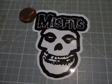 B/W MISFITS Sticker / Decal Auto Phone GLOSSY ROCK MUSIC BAND NEW