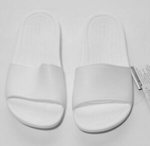 Crocs Sloane metaltext Slide Women Flops Mules Pantoufles Sandales