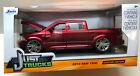 JADA TOYS JUST TRUCKS 2014 DODGE RAM 1500 RED CUSTOM EDITION 1:24 NIB  #92