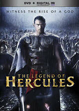 The Legend of Hercules (DVD, 2014, Includes Digital Copy UltraViolet)