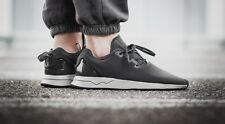 new ADIDAS ZX FLUX ADV ASYM Shoes men's 11.5 46 gray run trail hiking sneakers