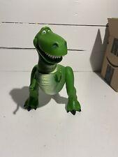 Vintage 1996 Disney Pixar Toy Story T-Rex Dinosaur Figure By Thinkway