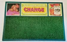 Southern Comfort Large Vintage Bar Mat with Astro Turf -- 1970s