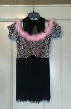 Dansco Pink Cheetah Dress Adult XL