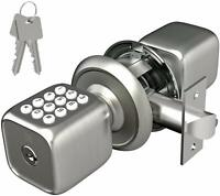 TURBOLOCK TL-111 Digital Door Locks Keypad Security Keyless Entry Brush Nickel