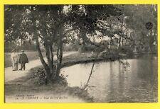 CPA de 1918 LE VESINET Tour de l'Ile des Ibis PARC du CHÂTEAU Hôpital Guerre