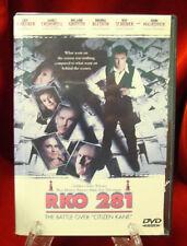 """DVD - RKO 281: The Battle Over """"Citizen Kane"""" (1999)"""