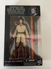 Hasbro Star Wars The Black Series Obi-Wan Kenobi Action Figure