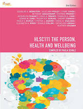 Cp1000 - Hlsc111 the Person, Health and Wellbeing by Louis A. Penner, Regan...