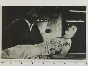 ACTRESS FAY WRAY (1907-2004) (KING KONG) AUTOGRAPH BOOK PLATE PHOTOGRAPH~