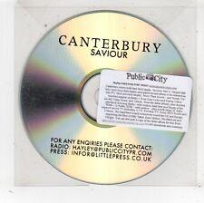 (FV871) Canterbury, Saviour - DJ CD