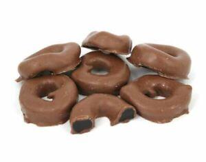 Chocolate Aniseed Rings 200grams