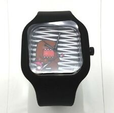 RARE Domo mini Watch with BOTH Black & RED Bands/Straps Modify Watches Japanese