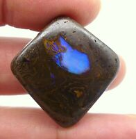 Australian Boulder Opal, Solid Natural, Polished Gem, Loose Stone Lapidary 10319