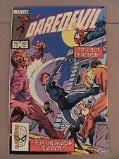 Daredevil #201 Marvel Comics NETFLIX