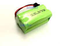 DOUBLE E TOY 4.8V Ni-MH 1800mAh 2AA (2*2) 4-Cell Battery Pack with SM 2p plug