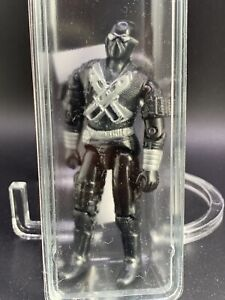 Vintage GI Joe ARAH Action Figure V3 Snake Eyes
