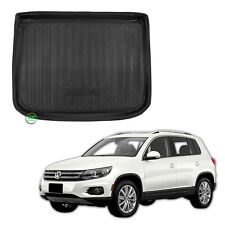 07-16 HEAVY DUTY 3 PIECE RUBBER FLOOR MAT VW TIGUAN