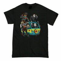 Scooby Doo Van Halloween T-shirt tShirt t shirt Horror t shirt Scary T shirt