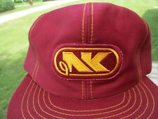 Vintage Northrup King Seed Patch Snap Back Hat Pro Fit Farm