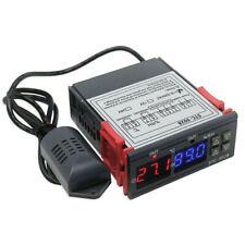 Stc 3028 Intelligent Digital Temperature Humidity Controller Probe 12v 110v 220v