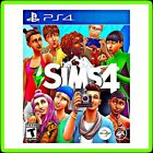 🎮 The Sims 4 PS4 Sony PlayStation 4 ✅ BRAND NEW 🆕 SEALED CIB MINT ✅ Videogames
