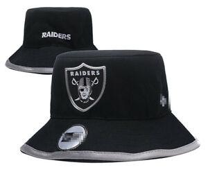 Las Vegas Raiders Fisherman's Hat Bucket Hat Sun Lightweight Cap Gift for Fans