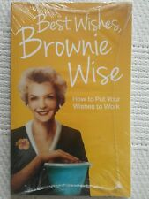 Tupperware Best Wishes, Brownie Wise Book - How to put your wishes to work