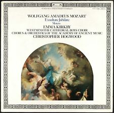 EMMA KIRKBY / CHRISTOPHER HOGWOOD - Mozart - LP - L'Oiseau-Lyre