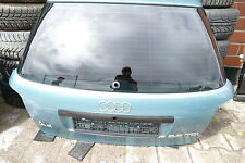 Audi A4 B5 Avant Facelift Heckklappe Klappe hinten grün blau LX6V
