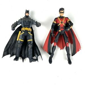 "DC Comics Collectibles Direct The New 52: Teen Titans 7"" RED ROBIN Batman Figure"