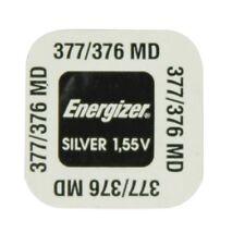 1 PILE  ENERGIZER 377:376 SR626SW LR626 AG4 GS4 280-72 SR66 0% merccure