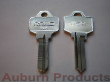 NA6 / NA25 NATIONAL LOCK KEY BLANK / 6 KEY BLANKS / FREE SHIPPING
