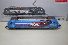 """Märklin 37378 Digital Elok Baureihe 101 060-2 """"Makrolon"""" mit CD Spur H0 OVP"""