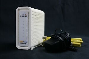 ARRIS SURFboard SBG6700-AC Cable Modem WiFi - Used - Works - Surf the Web Now!