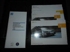 Opel ASTRA 2005 : notice d'utilisation pochette