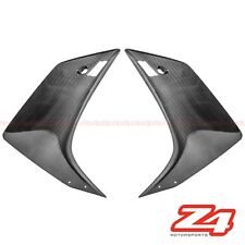 2007 2008 Yamaha R1 Upper Side Mid Large Trim Panel Fairing Cowling Carbon Fiber