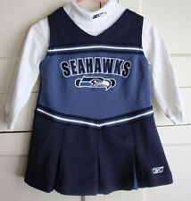 Seattle Seahawks Toddler Cheer Jumper Size 12 Months