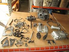1979 Honda CM185 Crankcases Crankshaft Starter Motor Camshaft Etc Parts Lot