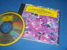 CD / TCHAIKOVSKI SUITE DE BALLET DEUTSCHE GRAMMOPHON 419 175-2 / 1986 / MINT