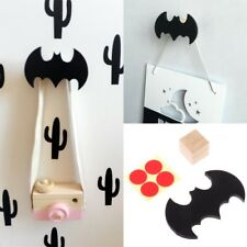 Nordic Style Wooden Wall Hook For Kid Room Decorative Cute Hook For Ornament Hot