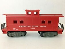 "*AMERICAN FLYER 24603* ""CABOOSE"""
