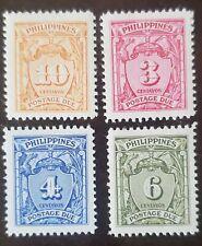 Philippines stamp  mint, lightly hinged original gum..