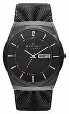 Relojes de pulsera baterías de titanio de día y fecha