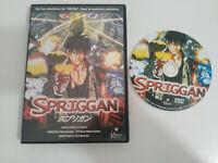Spriggan Katsuhiro Otomo Anime Manga DVD + Extras Español Japones - AM
