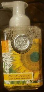 "Free Shipping Michel Design Works ""Sunflower"" Foaming Hand Soap ~ 17.8 fl oz"